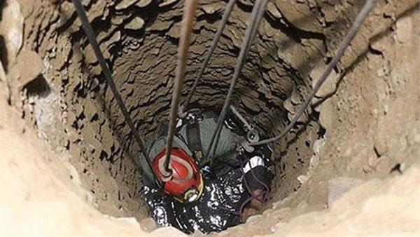 تراشیدن چاه فاضلاب